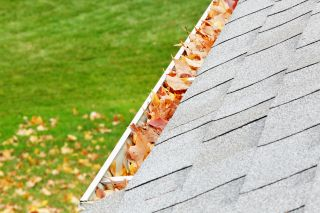 Gutter cleaning products for roof