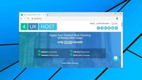 4 UK Host