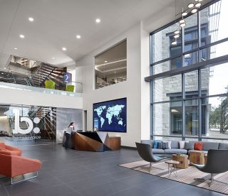 Bazaarvoice Reenergizes HQ With Enhanced Data Visualization