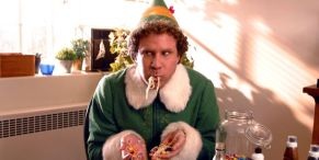 How Frat Boys Helped Convince Will Ferrell Elf Was Going To Be A Winner