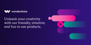 Wondershare: Unleash your creativity
