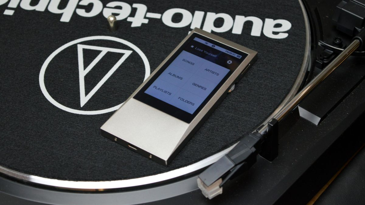 Best MP3 Player 2019: TechRadar's guide to the best portable music players