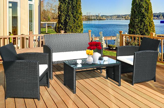 bargain patio set