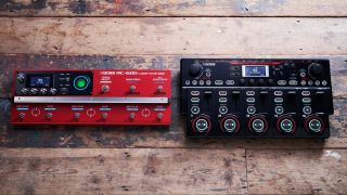 Boss RC-600 and RC-505mkII