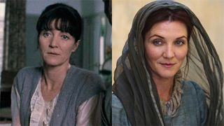 Michelle Fairley Harry Potter