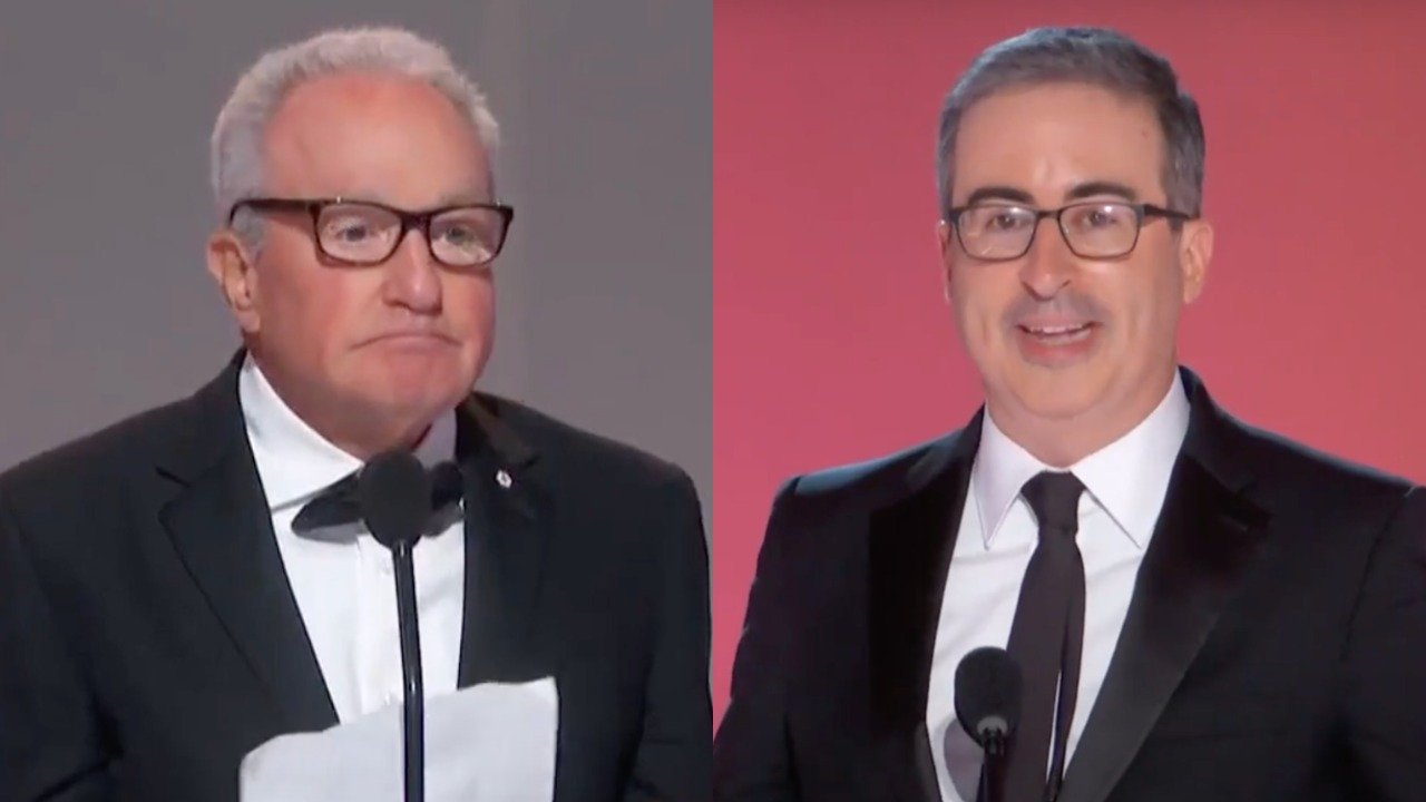 SNL's Lorne Michaels And John Oliver Pay Tribute To Norm Macdonald With Emmy Speeches
