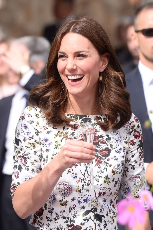 duchess of cambridge short hair