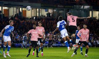 Peterborough United v Cardiff City – Sky Bet Championship – Weston Homes Stadium