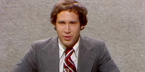 Chevy Chase Weekend Update Saturday Night Live NBC