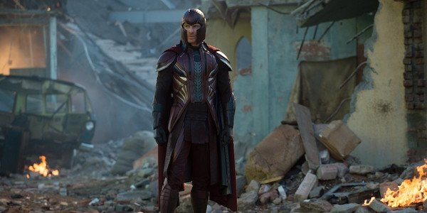 Magneto in X-Men: Apocalypse