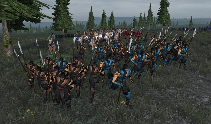 Total War collides with Mortal Kombat in this Medieval 2 mod | PC Gamer