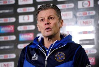 Doncaster Rovers v Shrewsbury Town – Sky Bet League One – Keepmoat Stadium