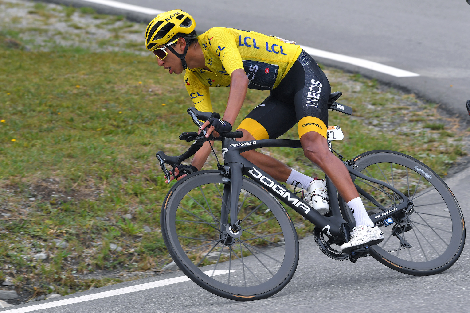 Egan Bernal intends to race both the Tour de France and Giro d ...