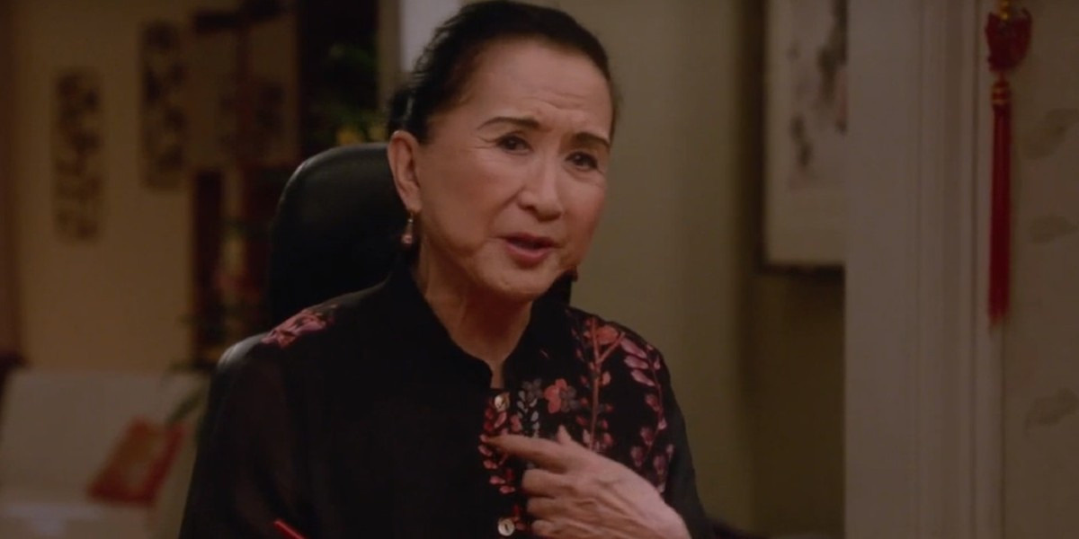 Lucille Soong - Fresh Off The Boat (I Couldn't Find A Photo Of Her Raya Character)