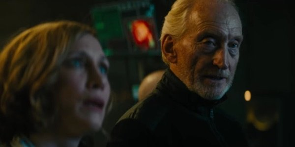 Charles Dance in Godzilla: King of the Monsters