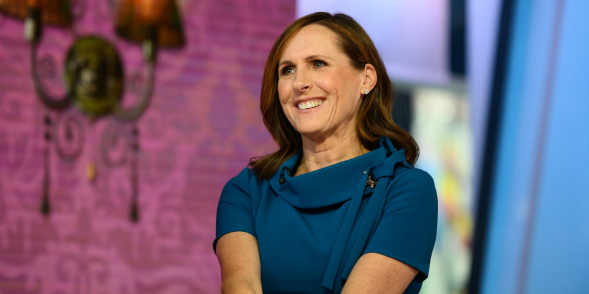 The Today Show Molly Shannon NBC