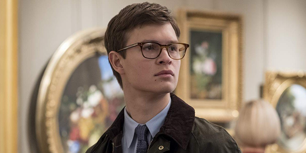 Ansel Elgort as Theodore Decker in The Goldfinch (2019)
