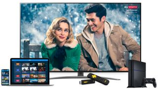 How to watch now tv