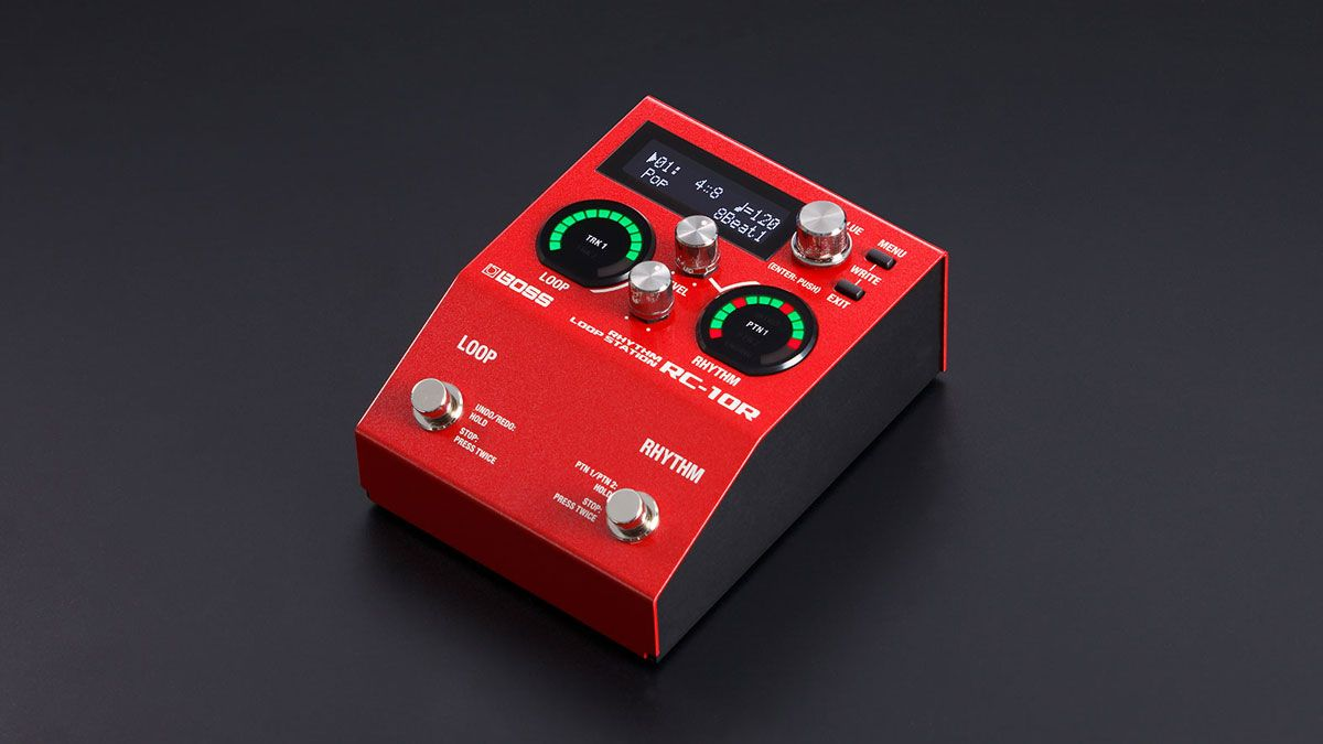 Summer Namm 2019 Boss Launches Its Next Generation Looper
