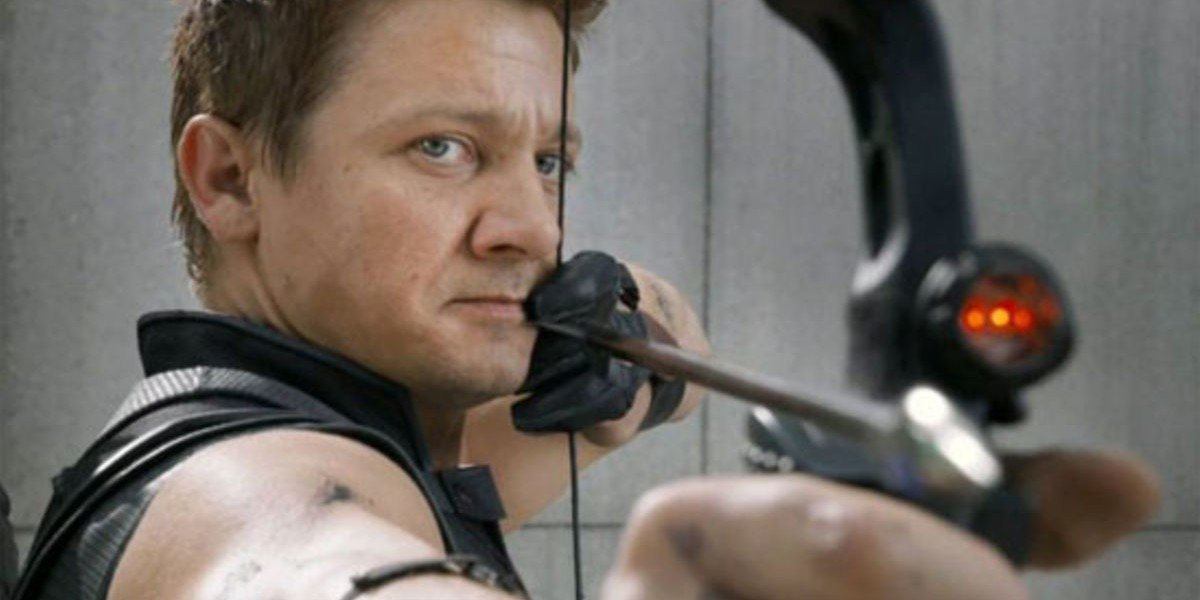 Jeremy Renner - The Avengers