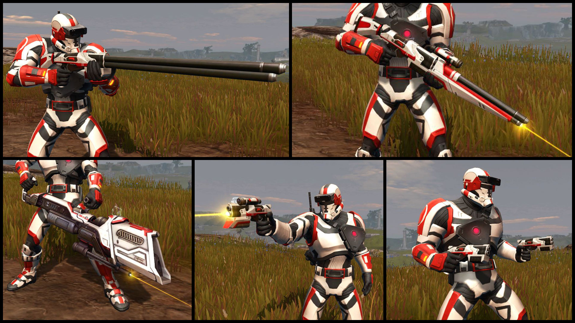 Legacy of the Sith combat styles example.