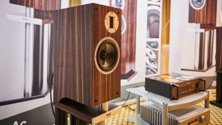 ProAc reveals K1 and K10 flagship speakers