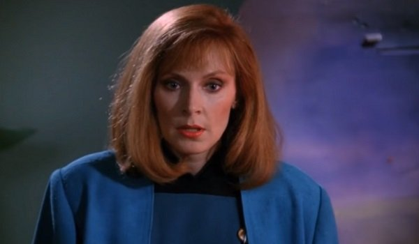Dr. Beverly Crusher Gates McFadden Star Trek: The Next Generation CBS