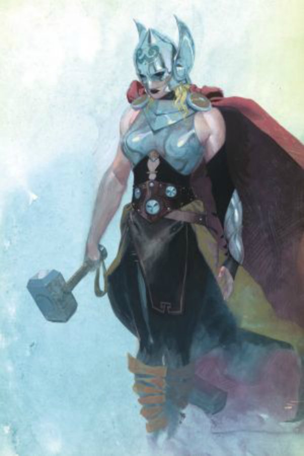 Female Thor 2