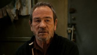 Tommy Lee Jones in The Sunset Limited