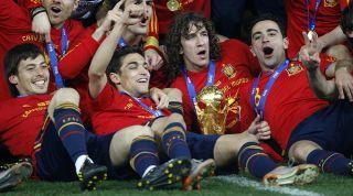 Jesus Navas World Cup 2010