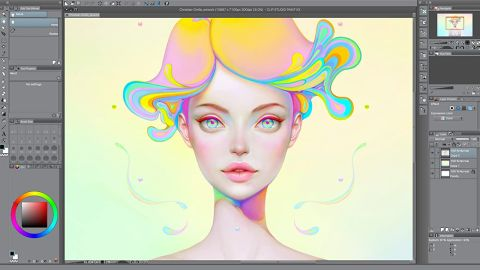Clip Studio Paint Pro review