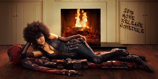 Zazie Beetz in Deadpool 2 2018 movies