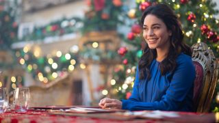 Vanessa Hudgens in The Princess Switch 3