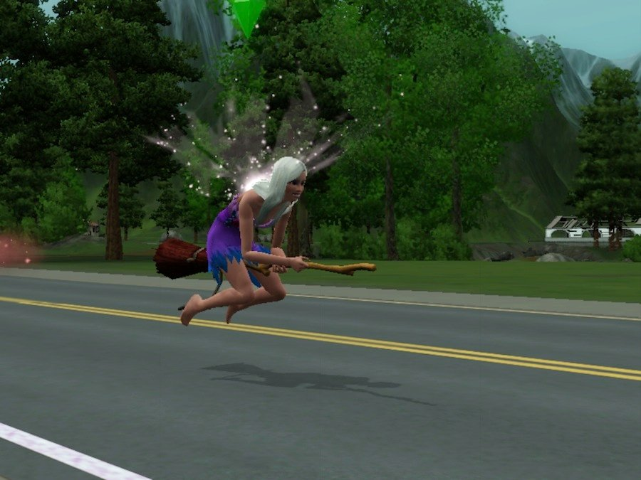 The Sims 3 Supernatural Review: Witches, Fairies, Werewolves And Magic #23610