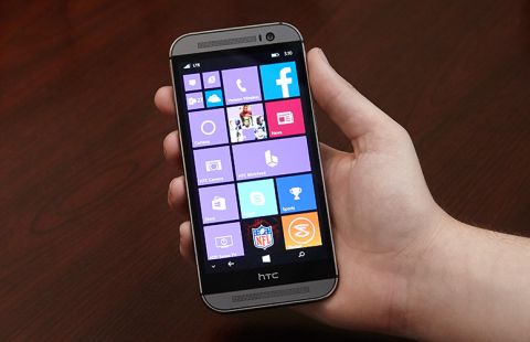 HTC One M8 for Windows Review - Smartphone - Tom's Guide