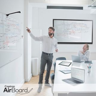 New Crestron AirBoard™ to be Showcased at InfoComm 2018