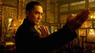 Tony Leung stars in The Grandmaster
