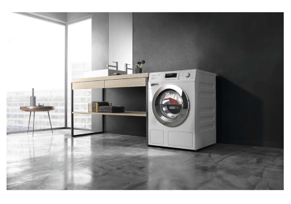 Miele W4842 Washers Owners Manual