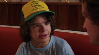 Gaten Matarazzo in Stranger Things