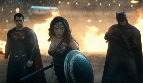 Batman V Superman Trinity