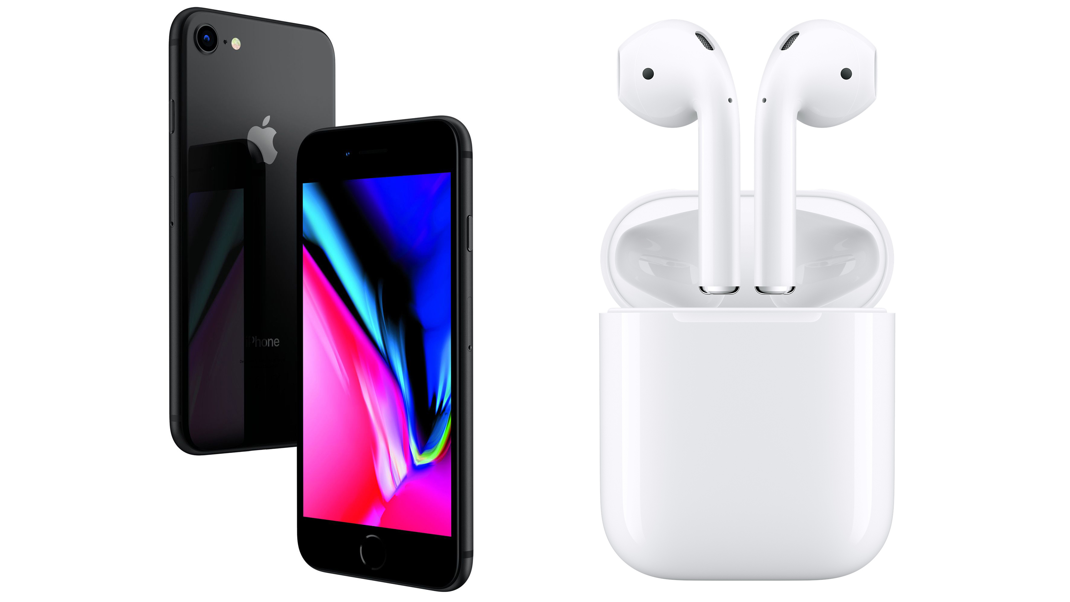 Save £180 on iPhone 8 with this sweet AirPods bundle deal from ...