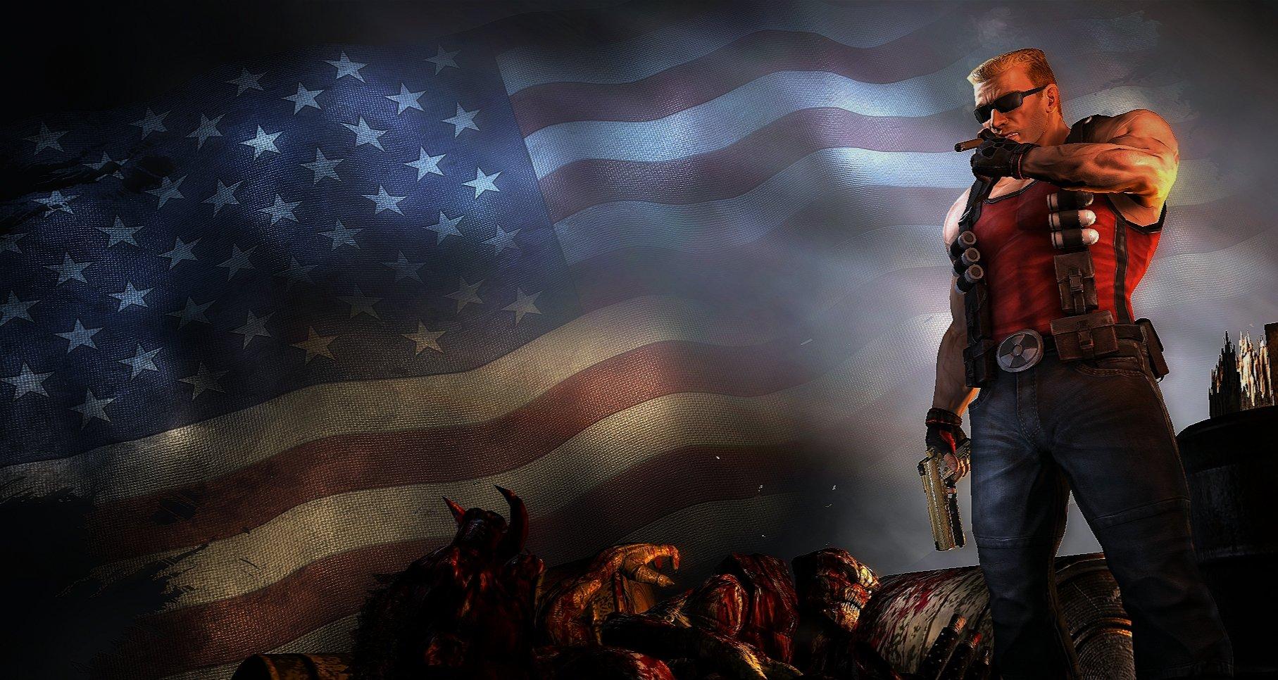 Duke Nukem Forever Screenshots Feature Duke's Atomic Monster Truck #16683