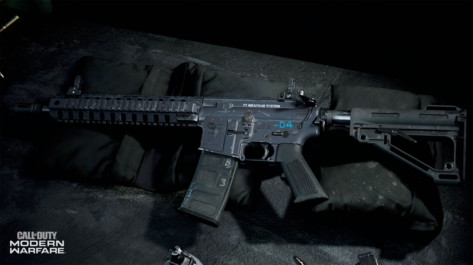 Image result for Call of Duty: Modern Warfare multiplayer will use a new Gunsmith weapon mod system