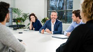 IRIS video conferencing