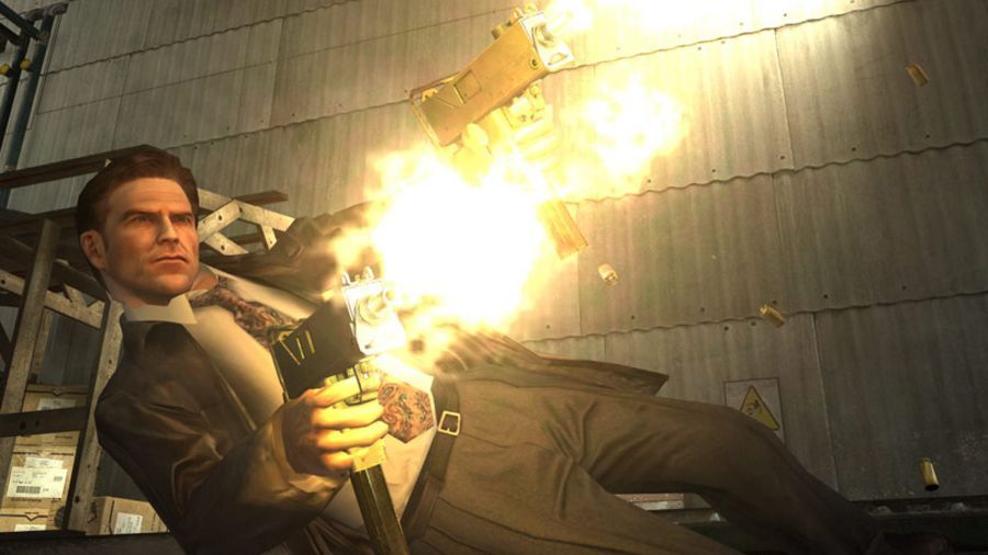 Reliving The Slow Mo Shootouts Of Max Payne 2 Pc Gamer