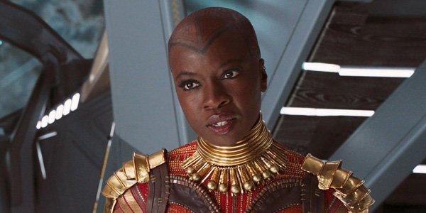 Danai Gurira playing Okoye In Avengers: Endgame?