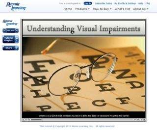 Video Tutorial: Understanding blind and low vision
