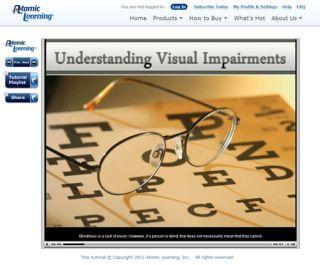 Video Tutorial: Understanding blind and low vision