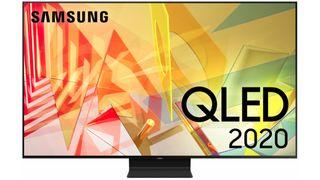 "Samsung 75"" 4K QLED TV QE75Q90T"