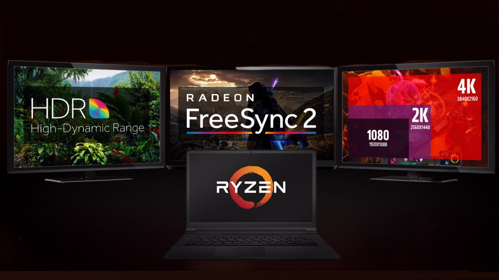 AMD's Ryzen mobile processors arrive to seriously power-up laptops